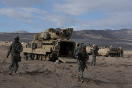 Fort Irwin